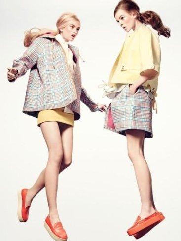 Teen Vogue Janeiro 2012